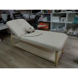 Table de Massage Fixe en Bois PRO Destockage
