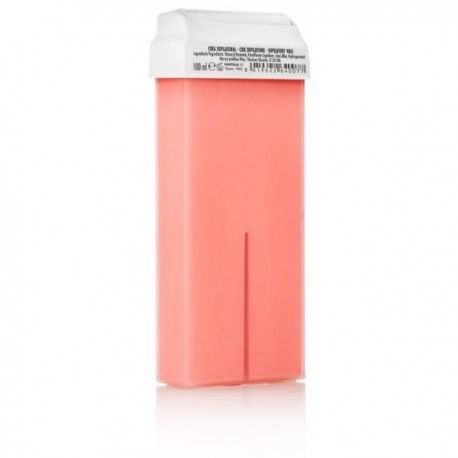 Cartouche cire Roll-On Rose