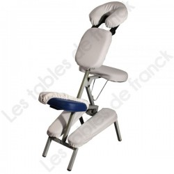 Kit housses de protection pour chaise de massage