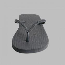 Sandalle-tong noire