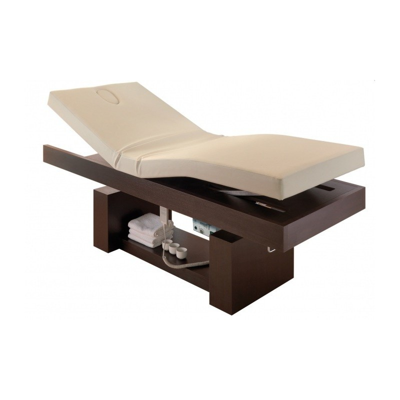 Table de massage lectrique king open square - Table de massage electrique d occasion ...